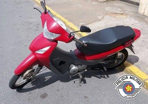 OPERAÇÃO CAVALO DE AÇO RESULTA NA LOCALIZAÇÃO MOTOCICLETA FURTADA EM REGISTRO-SP