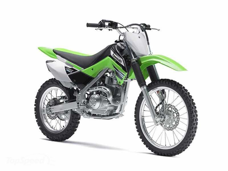 Curious SUSPENSION USD KLX 150 BF SOFT OR HARD