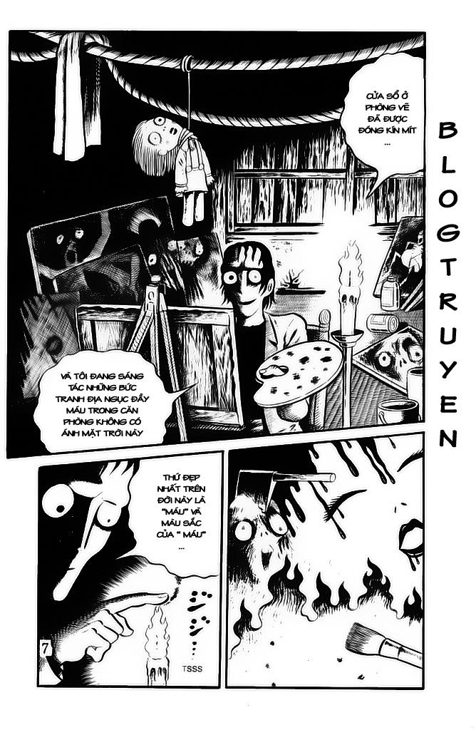 Panorama Of Hell chap 1 trang 8