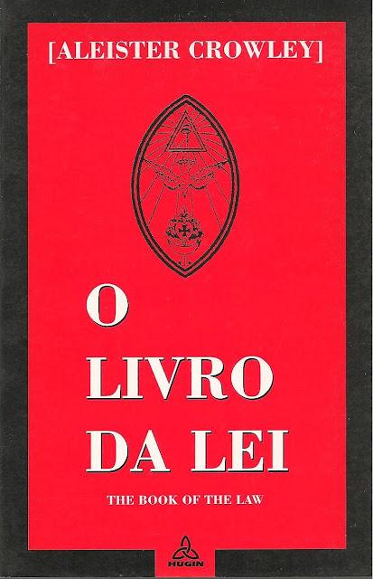 O Livro da Lei - Aleister Crowley