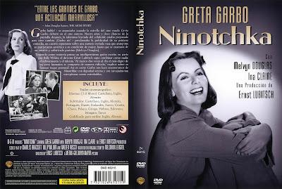 Carátula dvd: Ninotchka (1939)