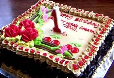 Resep Cara Membuat Kue Ulang Tahun Putracenter Blogs