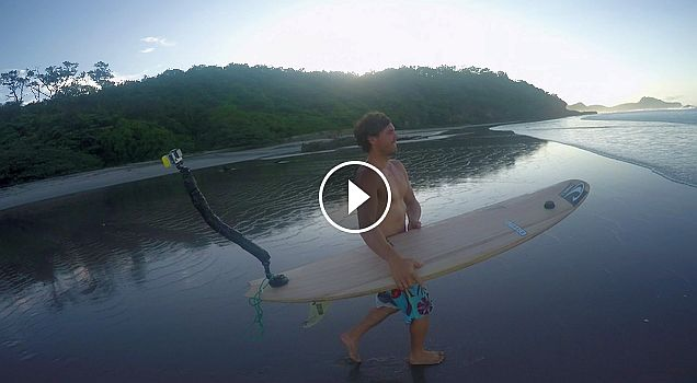 GoPro Nicaraguan Barrels with Timmy Reyes - GoPro of the World October Winner
