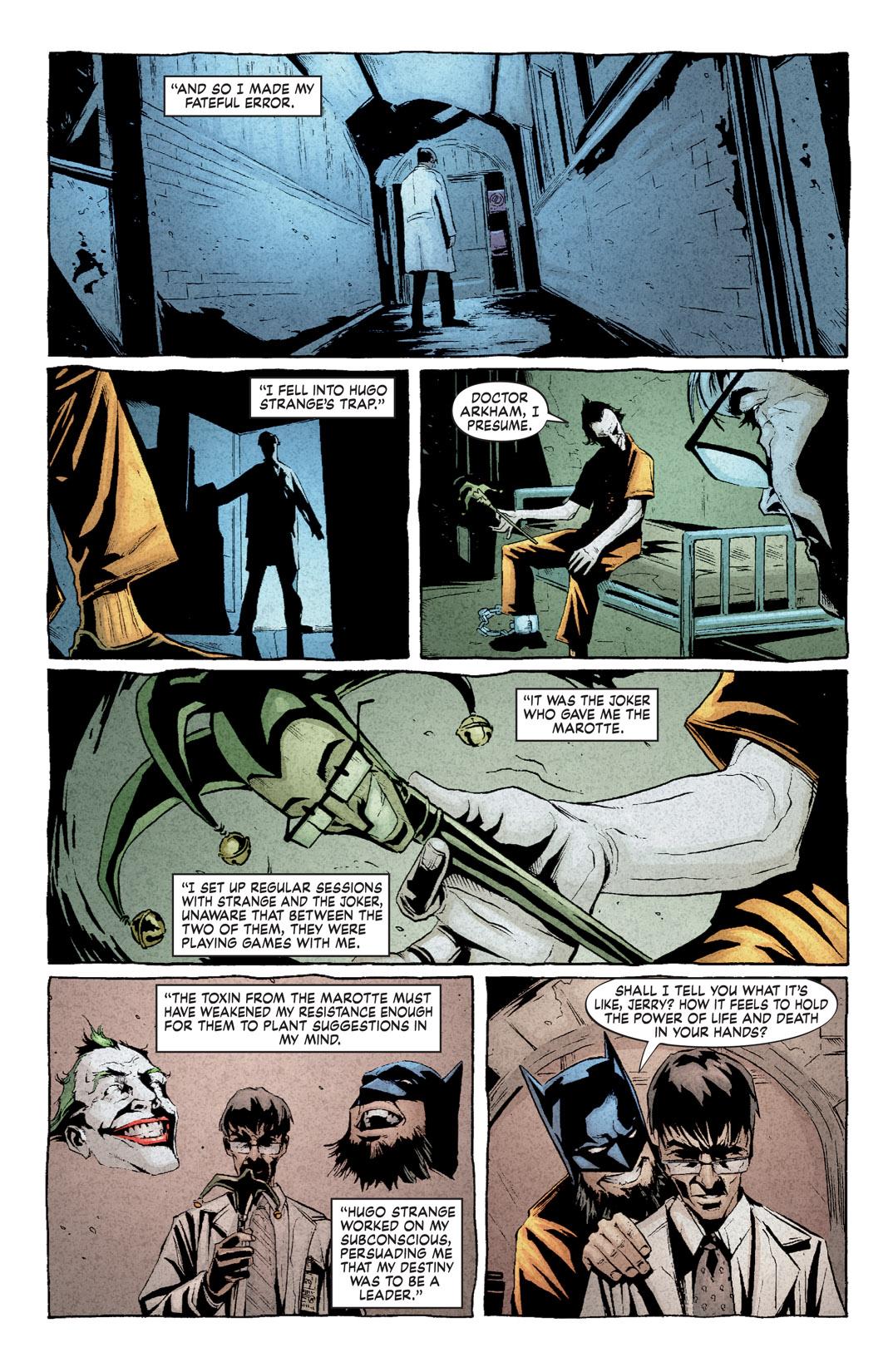 Detective Comics (1937) 865 Page 8