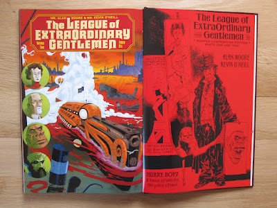 annotations to league of extraordinary gentlemen volume - 400×300