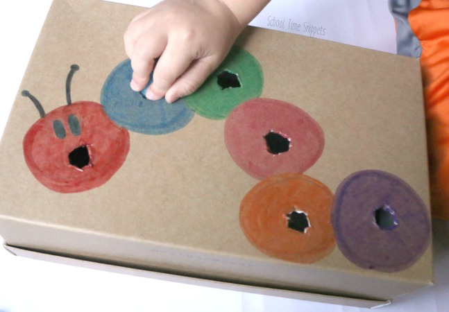 Easy Color Sort Activity for Kids