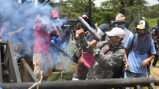 Gobierno de Nicaragua llama a todos a la paz y al reencuentro