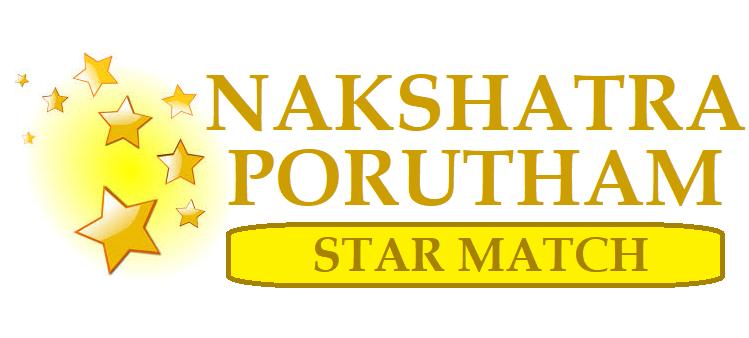Matchmaking av Rashi och Nakshatra
