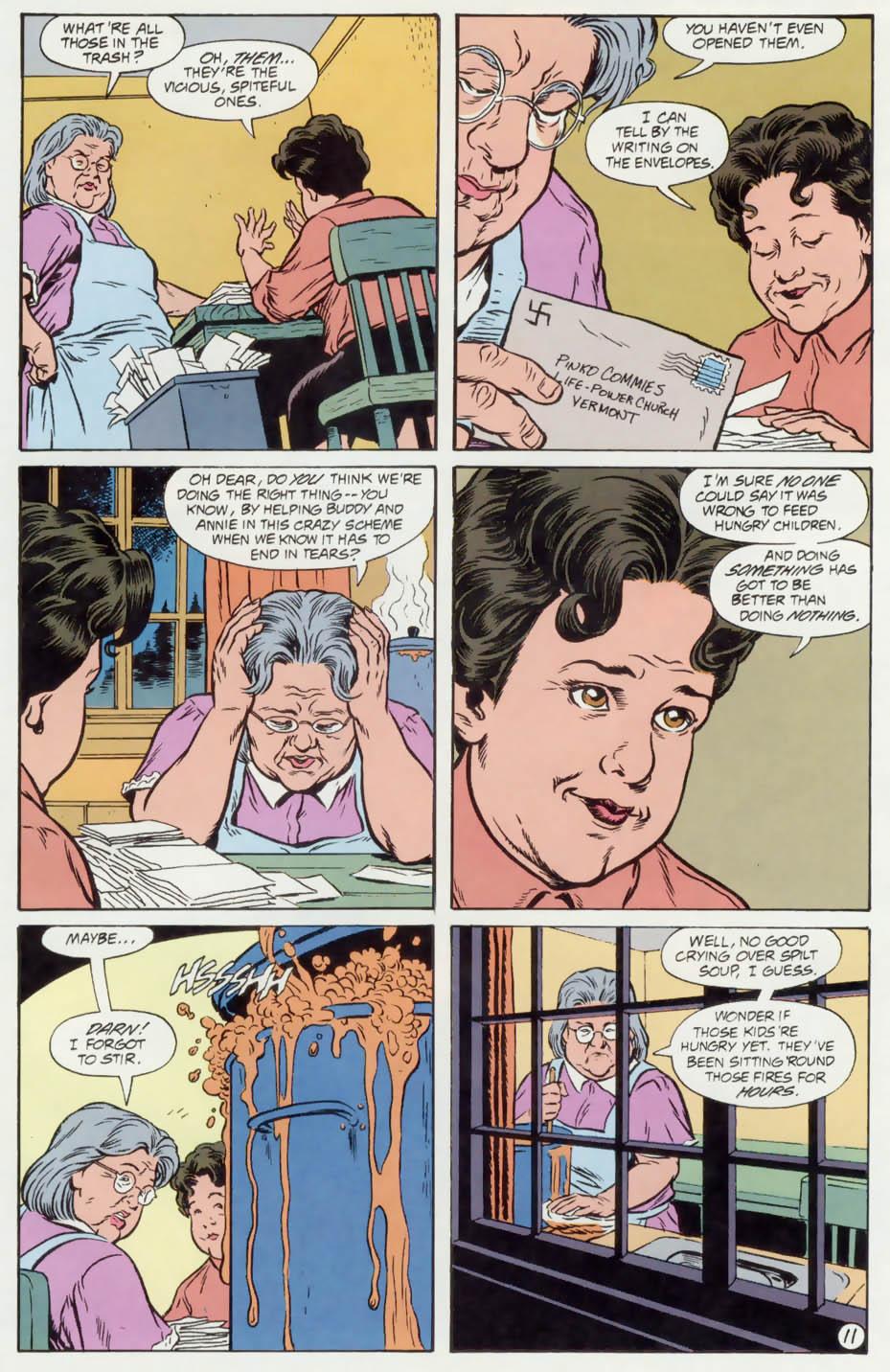 Read online Animal Man (1988) comic -  Issue #74 - 12