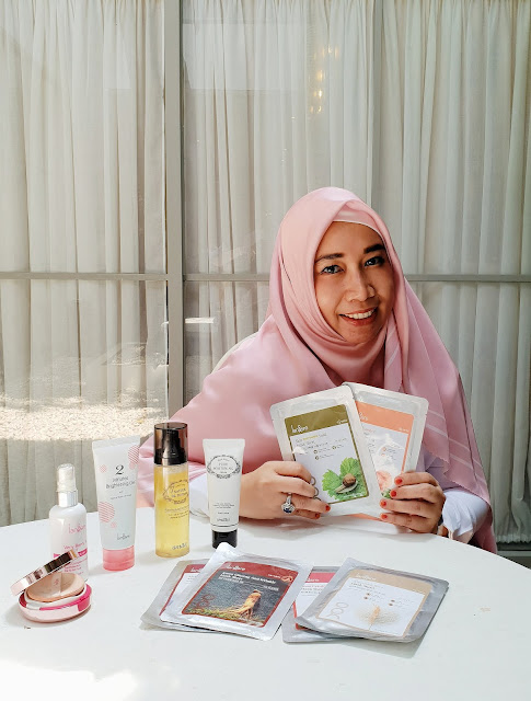 3GS - Get Glowing Glass Skin Dengan Langsre Skin Care