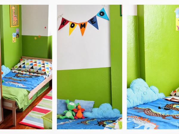 Me & IKEA- Romeo's Room