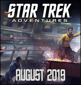 """Modiphius Entertainment"" - ""Star Trek Adventures"""
