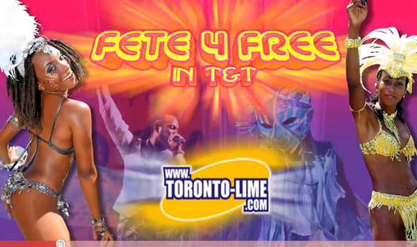 "TorontoLime.com - ""Fete 4 Free"" in T&T"