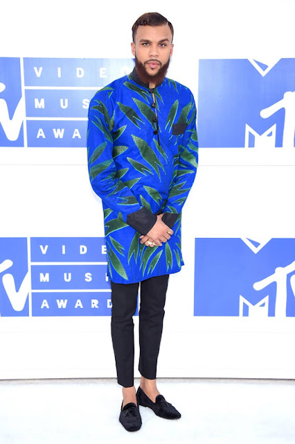 jidenna Os Looks Masculinos do VMA 2016