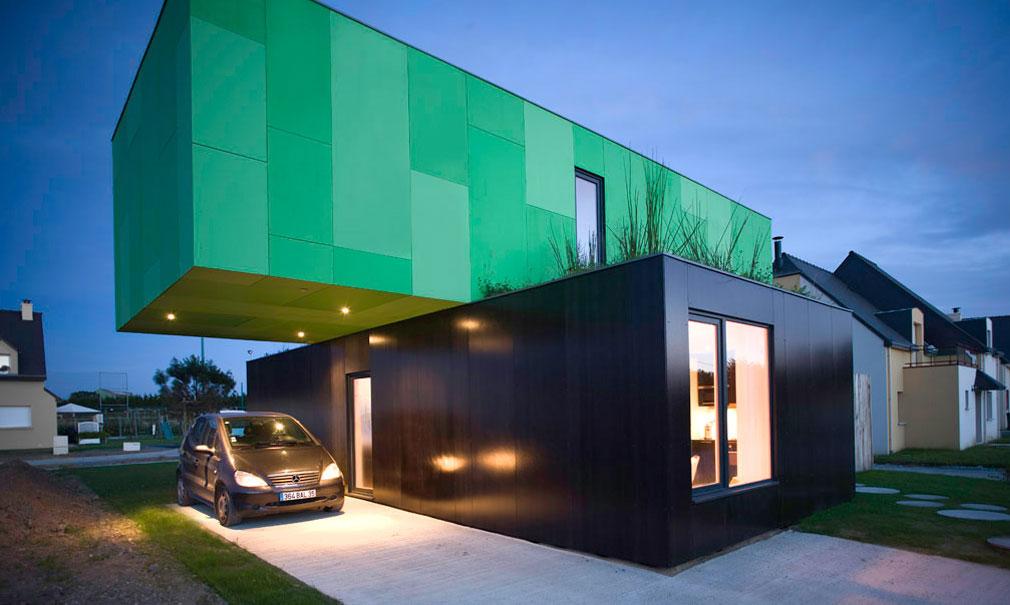 Icono interiorismo casas construidas con contenedores - Casa de contenedores ...