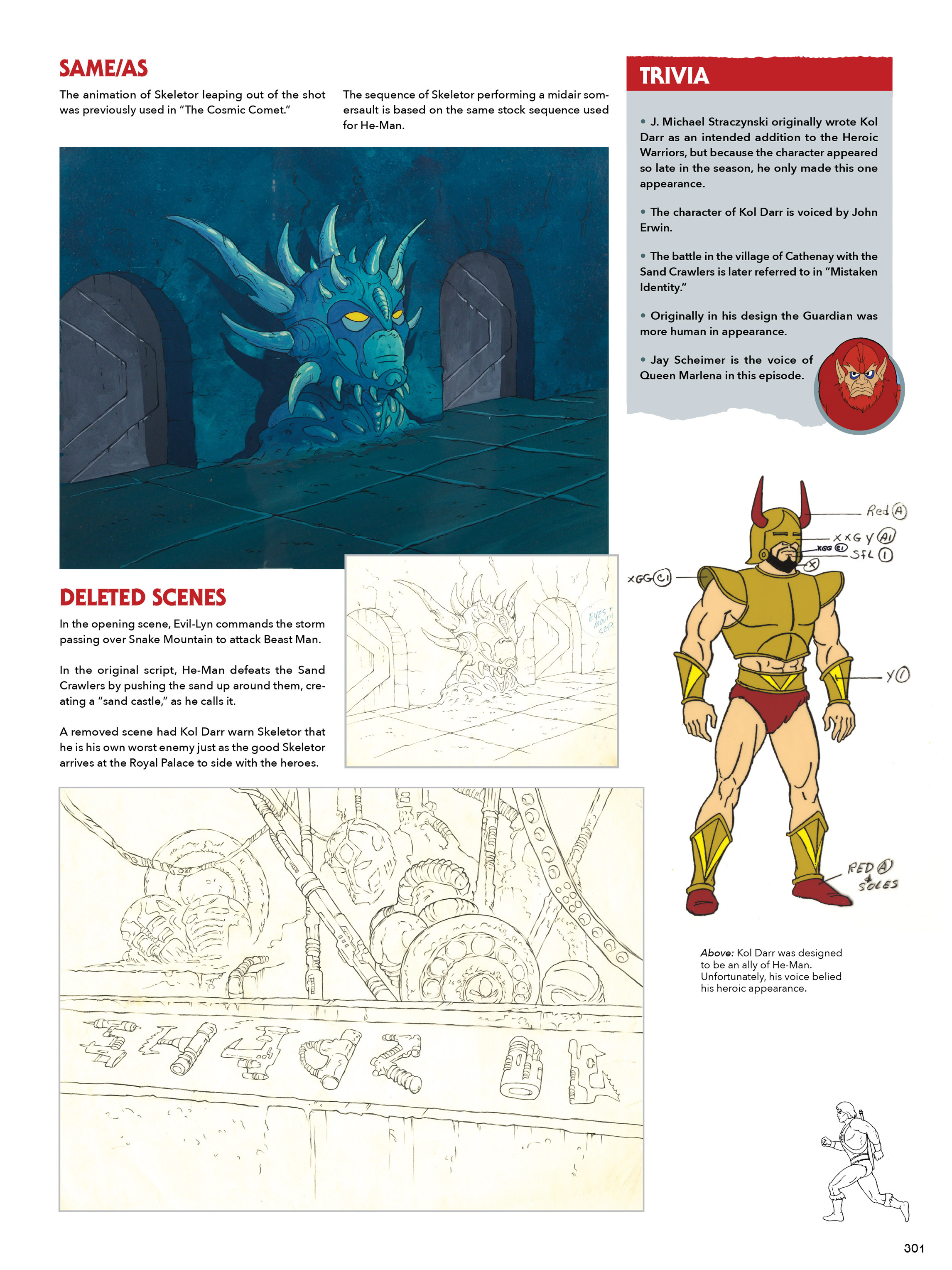 Read online He-Man and She-Ra: A Complete Guide to the Classic Animated Adventures comic -  Issue # TPB (Part 2) - 102