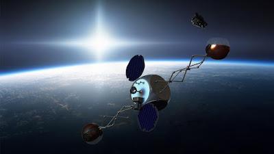 """Asgardia, la """"primera nación en el espacio"""", ya tiene su primer satélite orbitando 1476474715606760"""