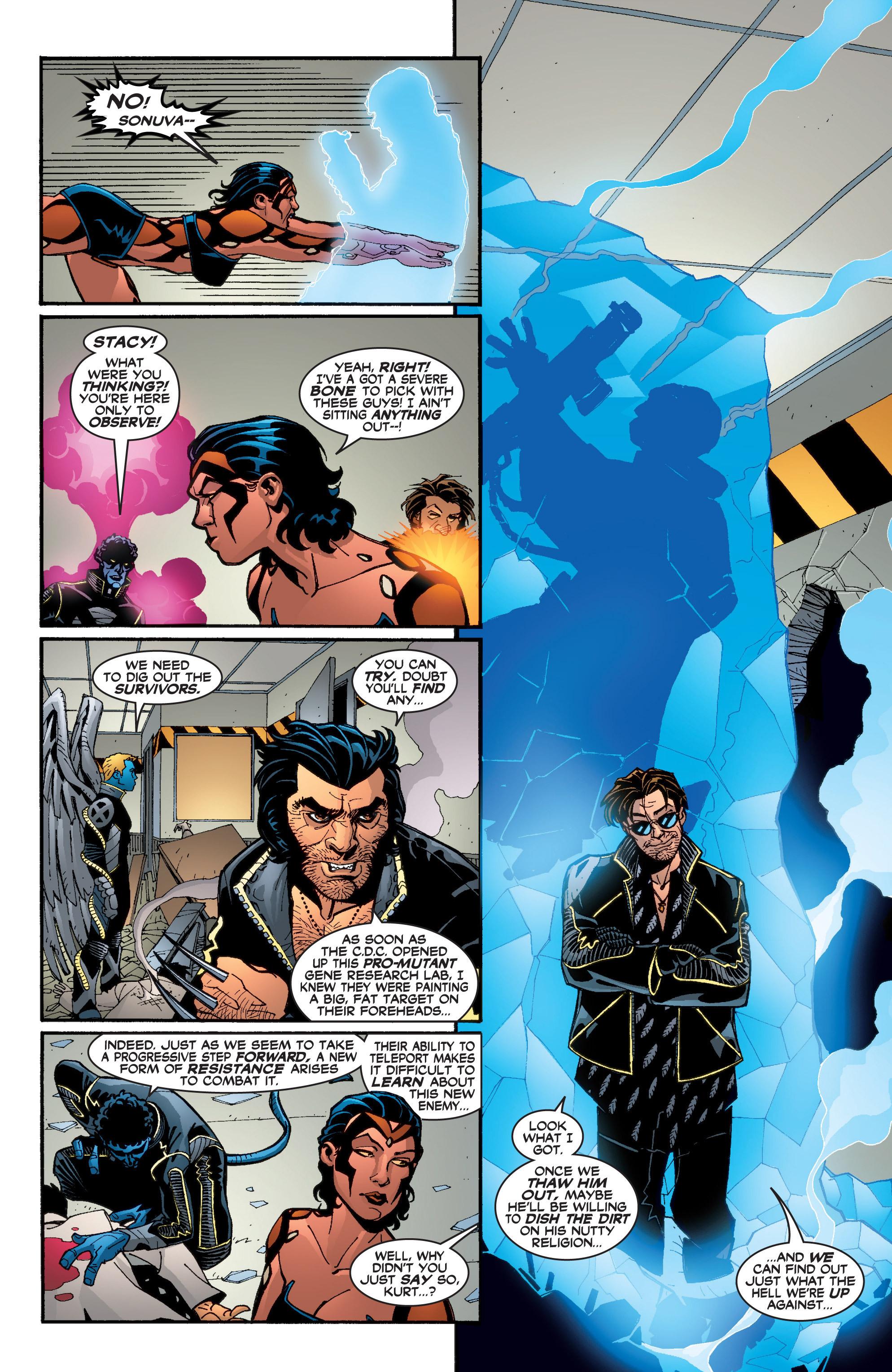 Read online Uncanny X-Men (1963) comic -  Issue #400 - 6
