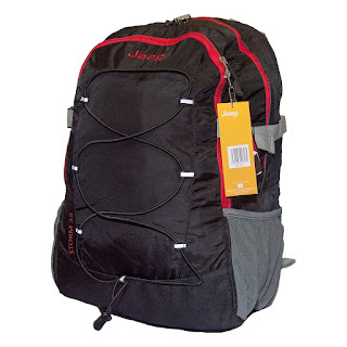 Jeep Storm 35 L Laptop travel Hiking Full airflow back shower proof Backpak – £19.99