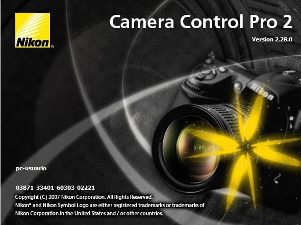 Descargar Nikon Camera Control Pro 2.28.0, Full + Crack 1