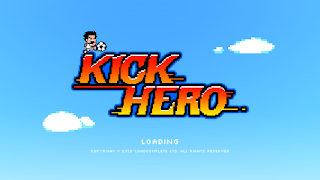 [FREE ANDROID GAME] Kick Hero - Double Dragon Style but with A Ball to Kick - Fun, Entertaining, Addictive