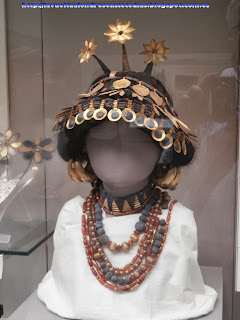 Orfebrería hitita en el British Museum