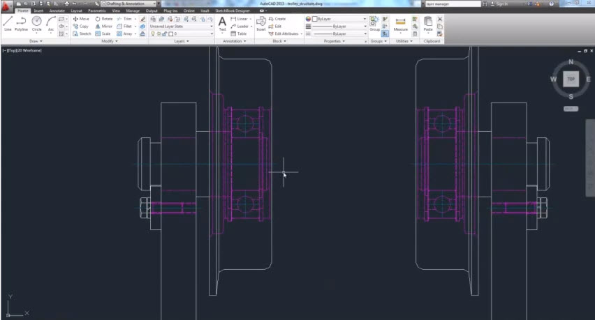 How to use 2d AutoCad to 3D Autodesk Inventor Conversion