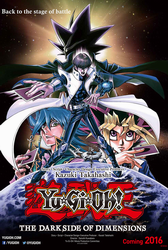 Download FIlm YU GI OH!: THE DARK SIDE OF DIMENSIONS BluRay 720p Subtitle Indonesia
