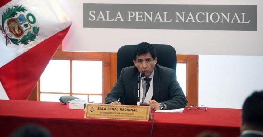 Retiro de fiscales confirma captura del Ministerio Público por Fuerza Popular, sostiene juez Richard Concepción Carhuancho