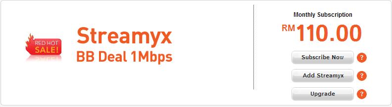 Streamyx 2Mbps
