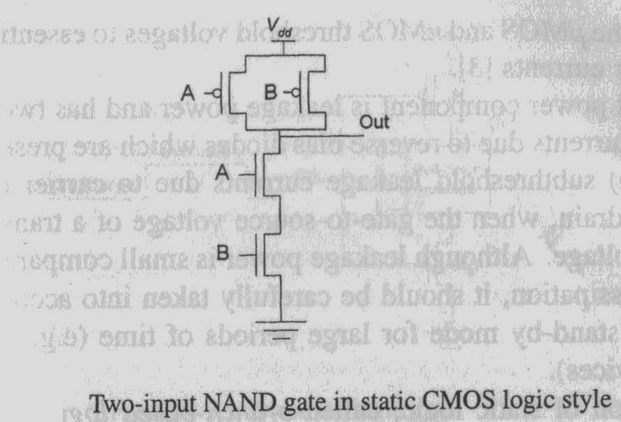 Hardware / Software /All Tips: ME.ECE-LOW POWER VLSI