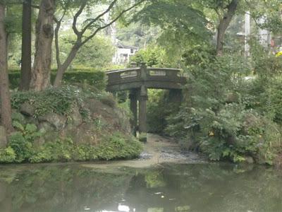 円覚寺白鷺池