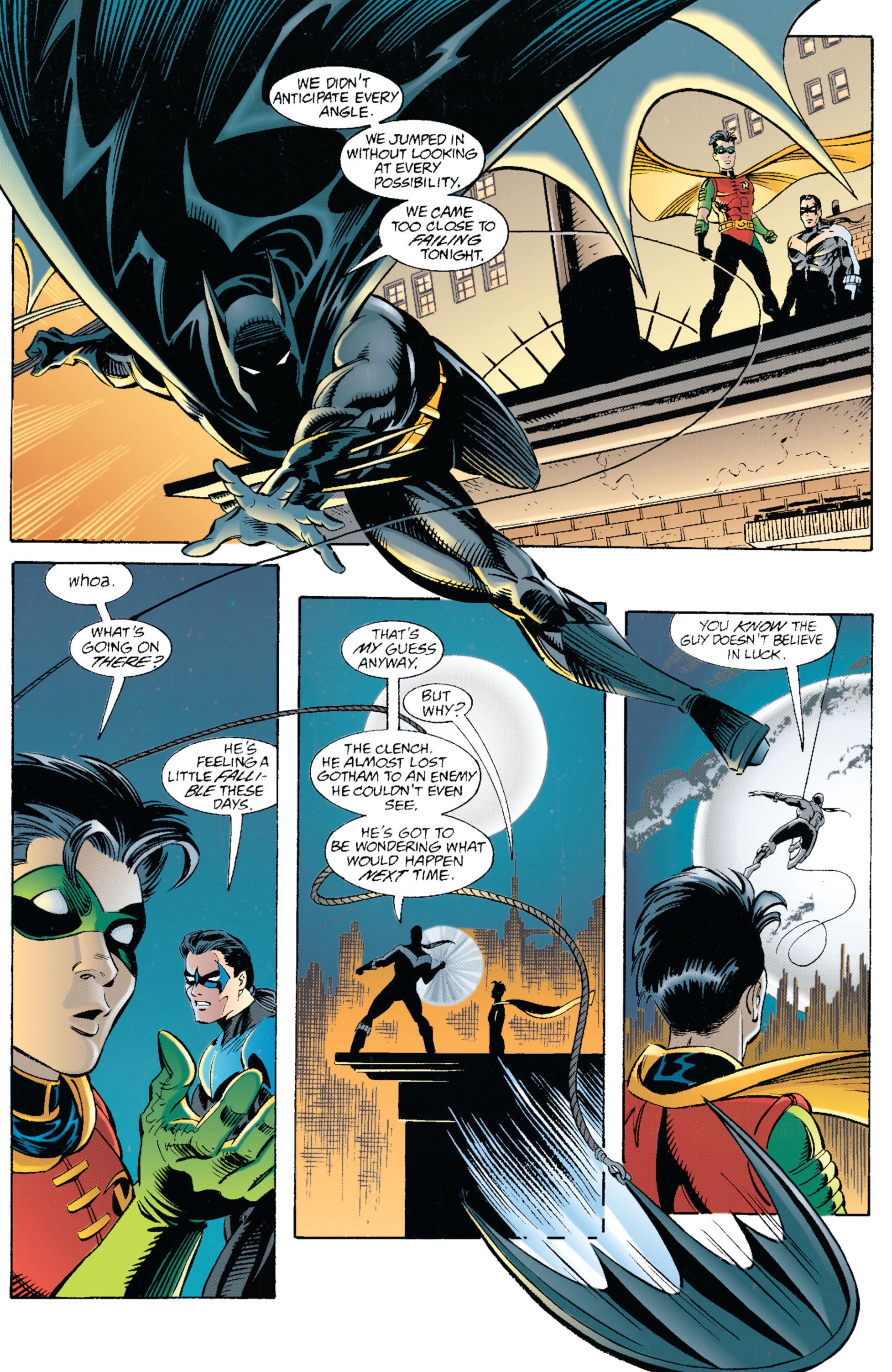Detective Comics (1937) 697 Page 20