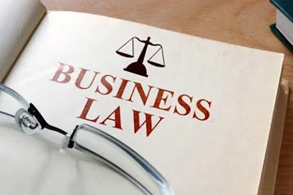 Pengertian Hukum Bisnis Menurut Para Ahli