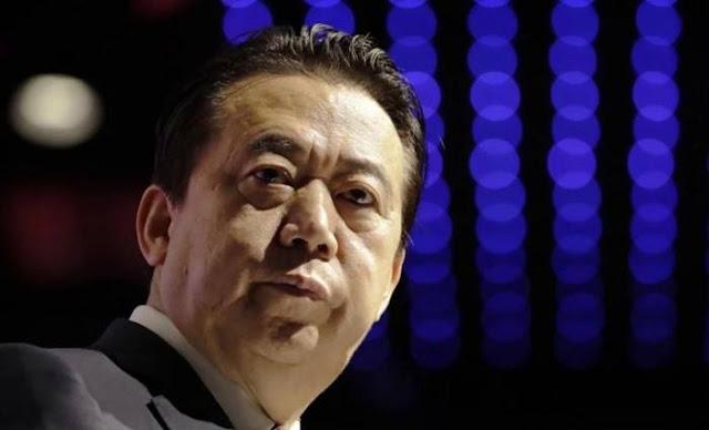 Ông Meng Hongwei
