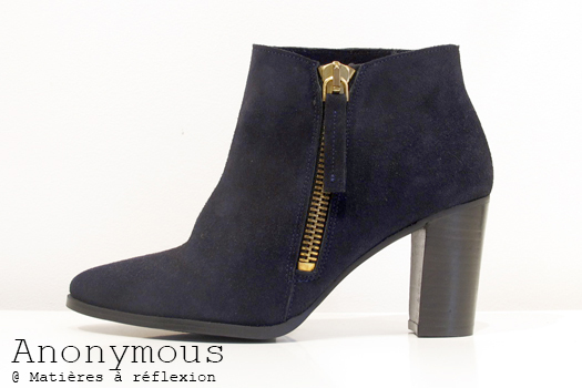 SOLDES chaussures Anonymous