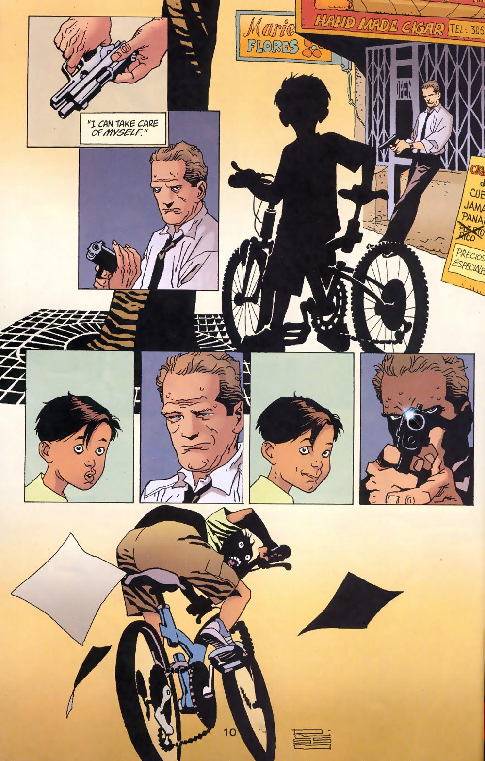 Read online 100 Bullets comic -  Issue #39 - 12