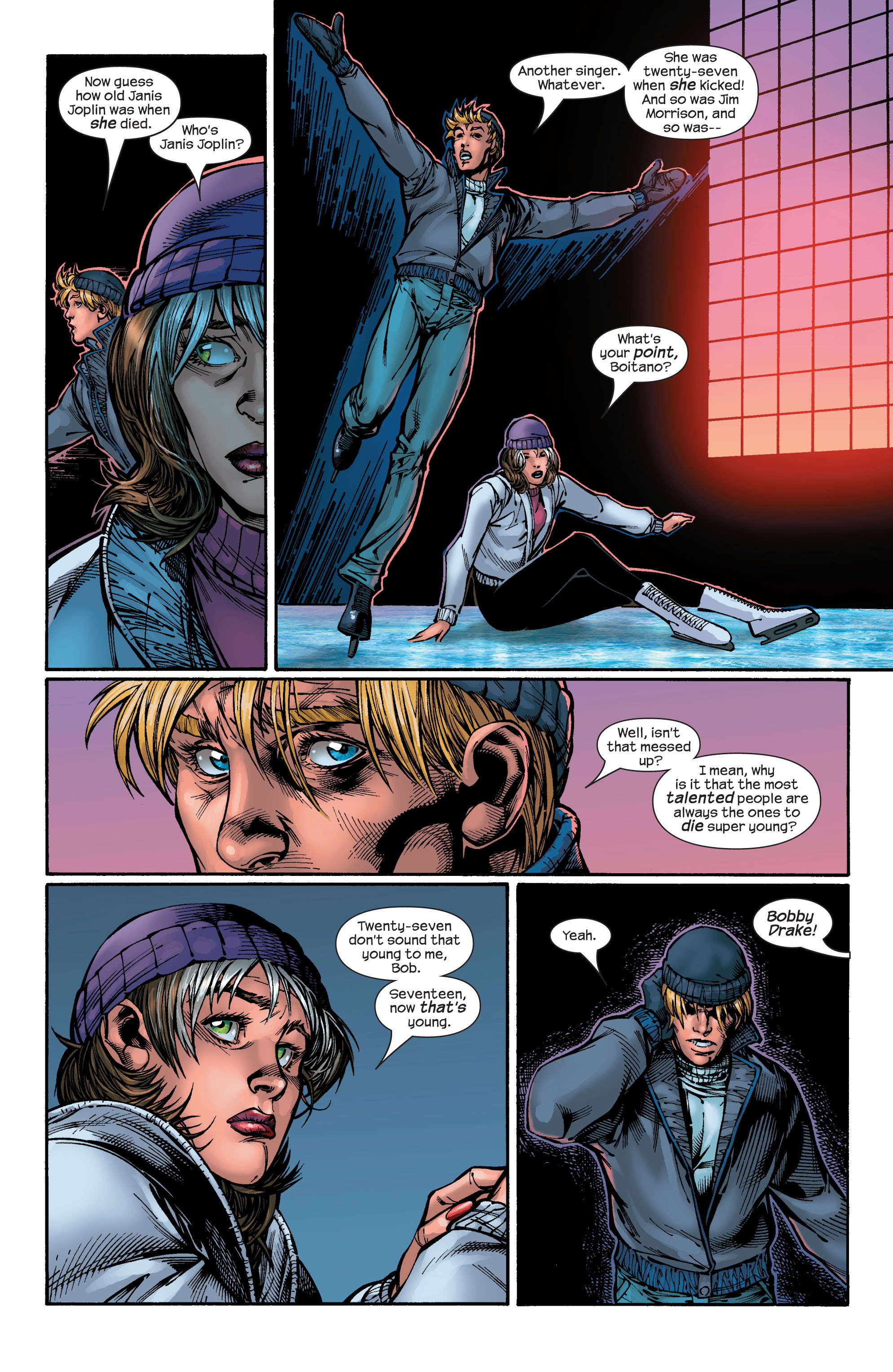 Read online Ultimate X-Men comic -  Issue #46 - 16