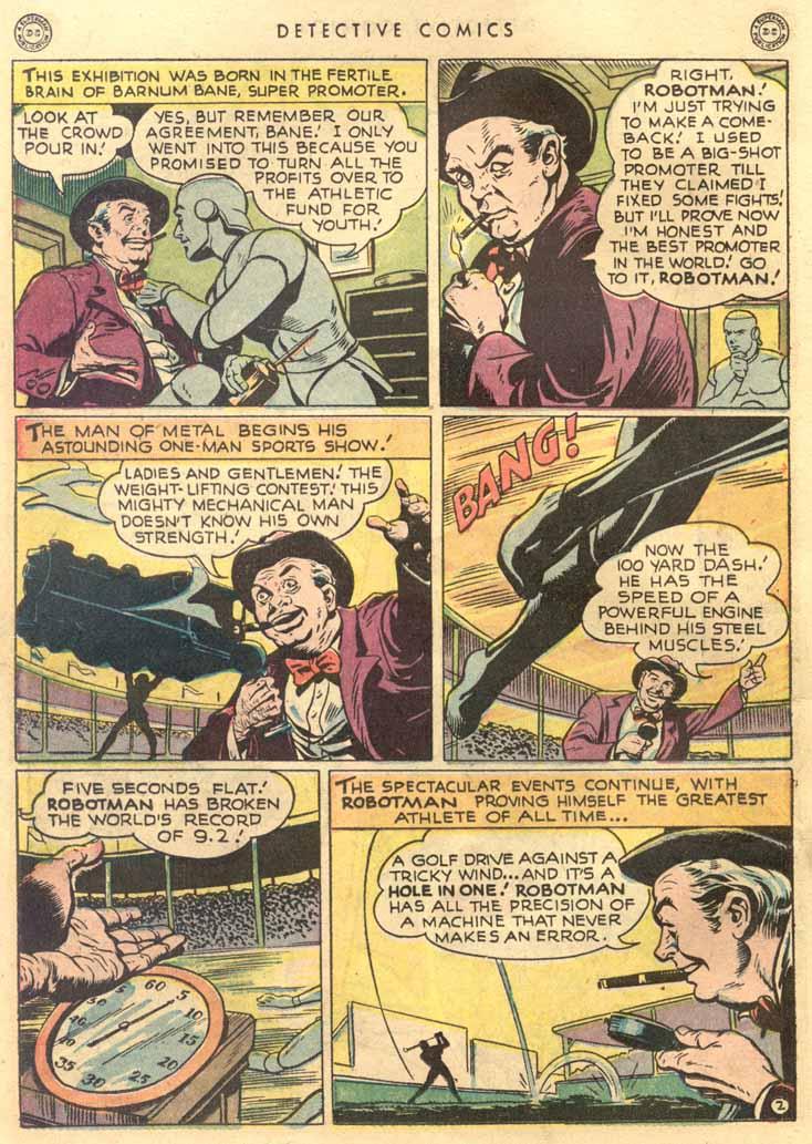Detective Comics (1937) 148 Page 17