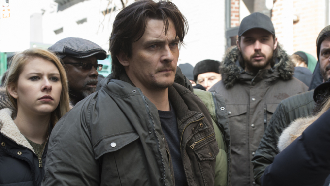Peter Quinn (Rupert Friend) en Homeland 6x12 America First