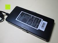Rückseite: kwmobile Universal Notebook Ladegerät Netzteil 90W und USB Anschluss, Adapter für Acer, Asus, Lenovo, Liteon, Samsung, Sony, Toshiba und weiteren