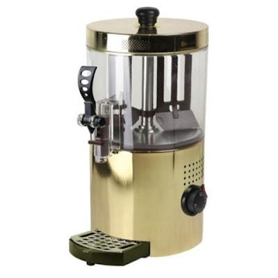 hot chocolate machine at home