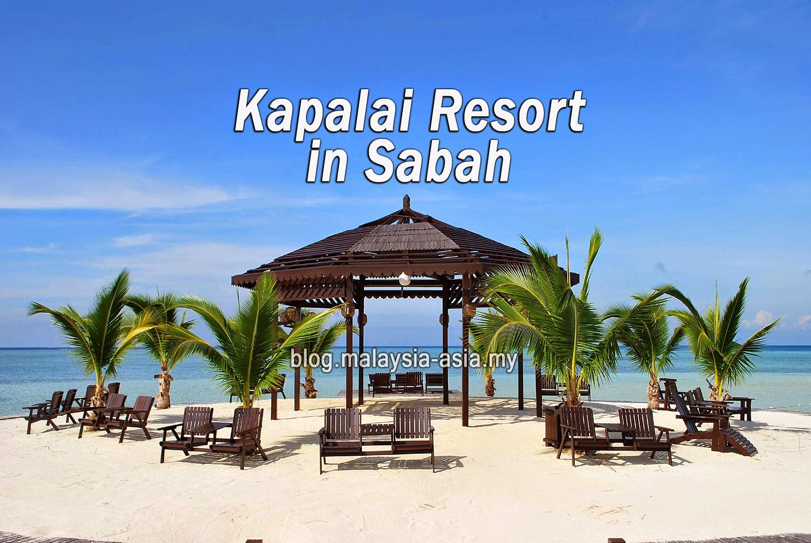 Pulau Kapalai Resort