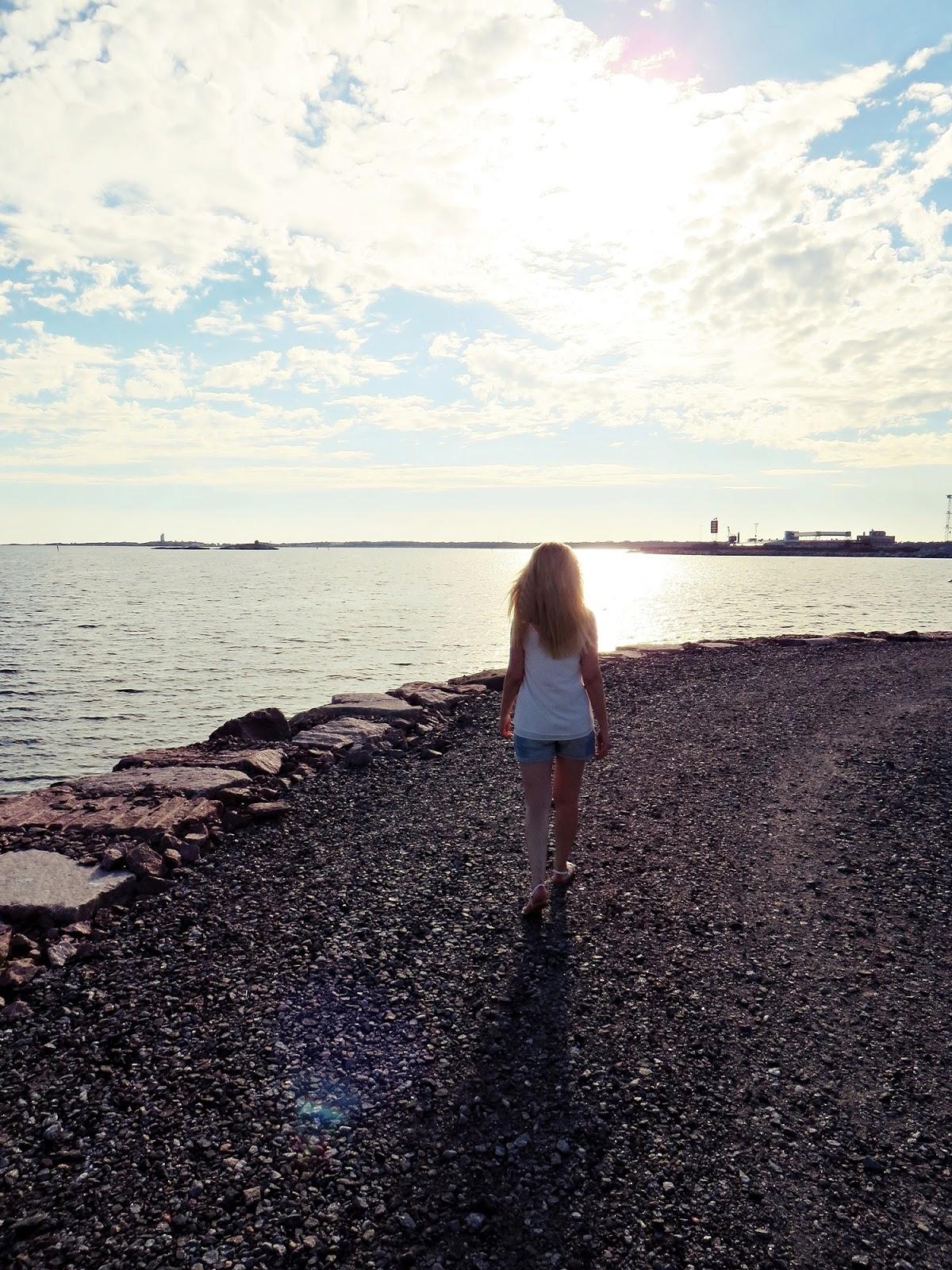 Hanko, Itämeri