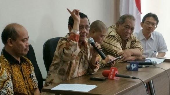 Jawab Kritik Gaji Besar Pejabat BPIP, Mahfud MD Malah Singgung DOP Gubernur DKI