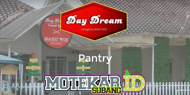 Info Loker Pantry Dream Food Spot by Magic Wox Bandung Mei 2019