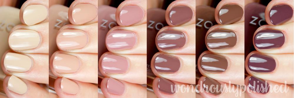 Wondrously polished zoya naturel 3 swatches zoya naturel 3 swatches reheart Images