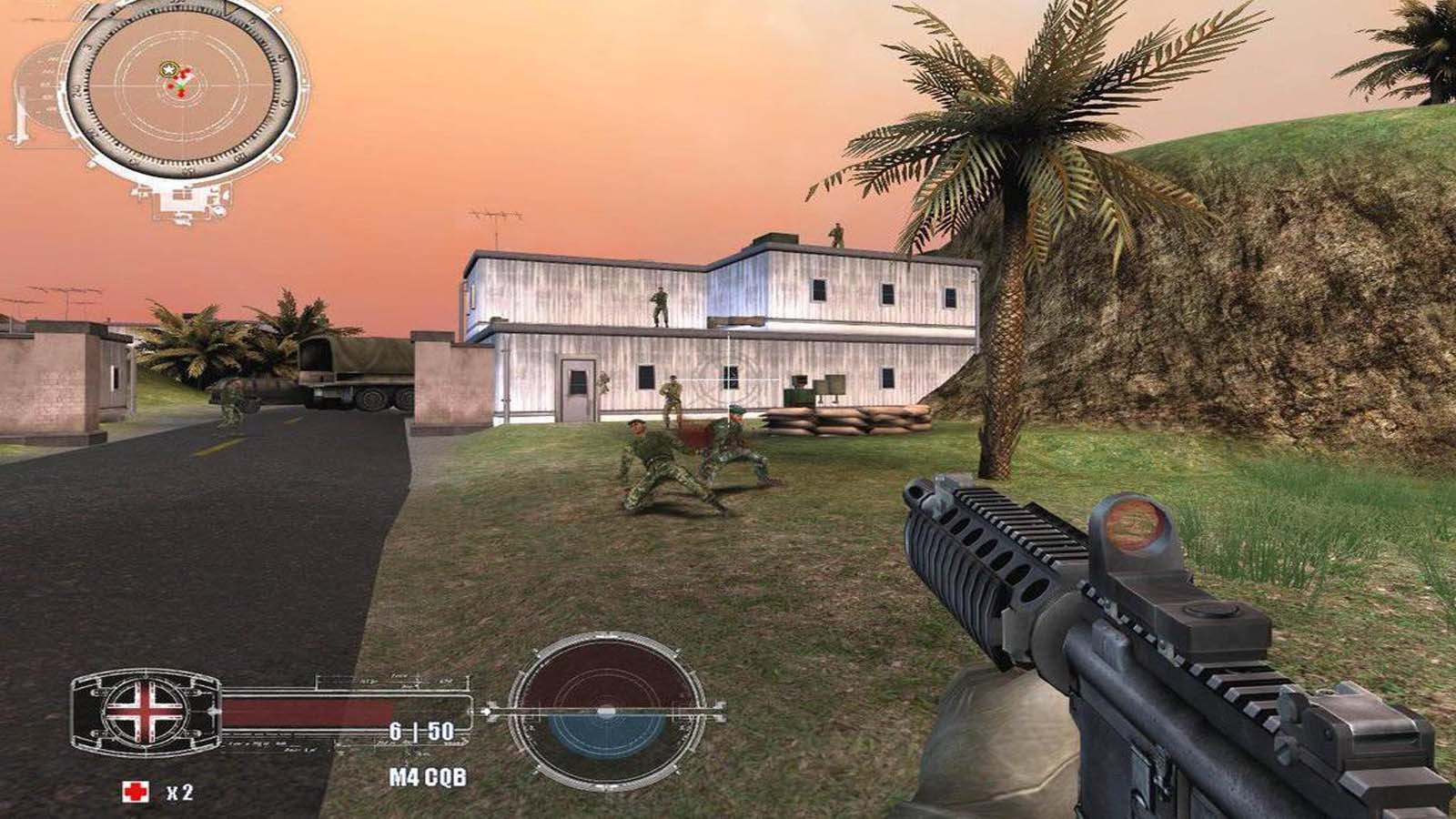 تحميل لعبة Marine Sharpshooter 4 مضغوطة برابط واحد مباشر كاملة مجانا