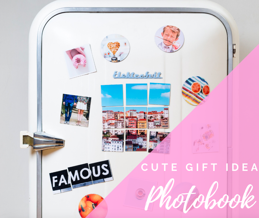 Photobook cute gift idea