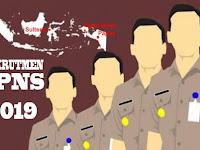 Bulan Maret 2019 Pemerintah Buka Pendaftaran CPNS di Tiga Provinsi, ini Daerahnya